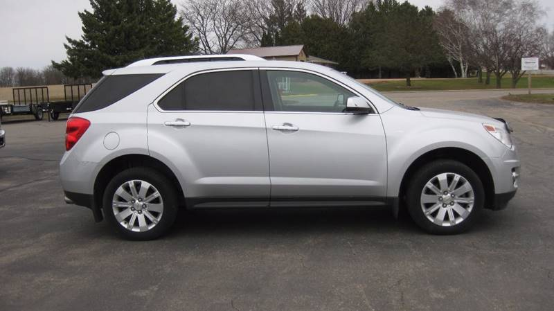 2010 Chevrolet Equinox AWD LT 4dr SUV w/2LT - Loyal WI