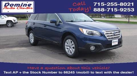 2015 Subaru Outback for sale in Loyal, WI