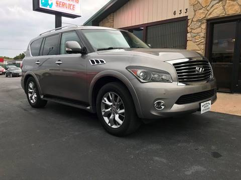 2011 Infiniti QX56 for sale in Rolla, MO