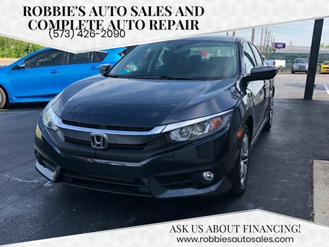 2017 Honda Civic for sale in Rolla, MO