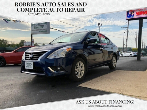 2018 Nissan Versa for sale in Rolla, MO