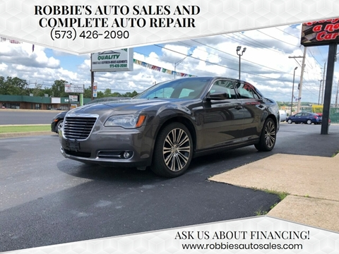 2013 Chrysler 300 for sale in Rolla, MO
