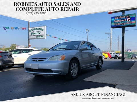 2001 Honda Civic for sale in Rolla, MO