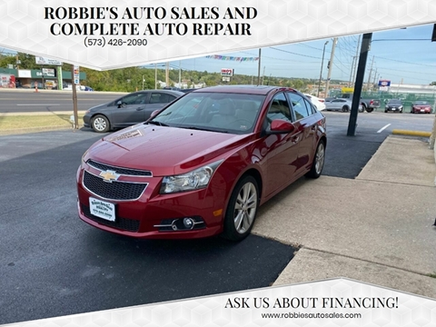 2011 Chevrolet Cruze for sale in Rolla, MO