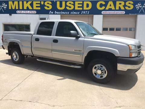 2005 Chevrolet Silverado 2500HD for sale in Pittsburg, KS
