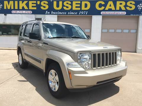 2011 Jeep Liberty for sale in Pittsburg, KS