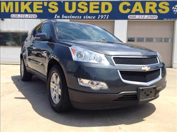 2011 Chevrolet Traverse for sale in Pittsburg, KS
