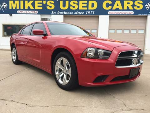 2013 Dodge Charger for sale in Pittsburg, KS
