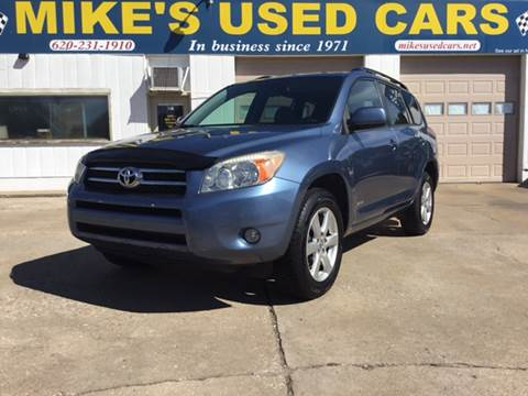2008 Toyota RAV4 for sale in Pittsburg, KS