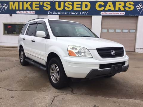 2005 Honda Pilot for sale in Pittsburg, KS