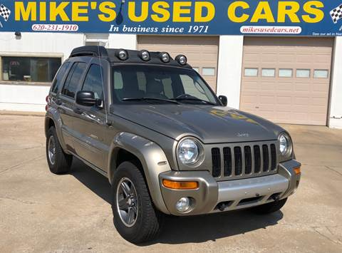 2003 Jeep Liberty for sale in Pittsburg, KS