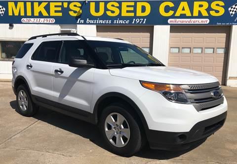 Mikes Used Cars >> Mike S Used Cars Used Cars Pittsburg Ks Dealer