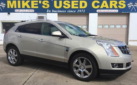 2012 Cadillac SRX for sale in Pittsburg, KS