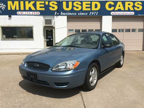 2006 Ford Taurus for sale in Pittsburg, KS