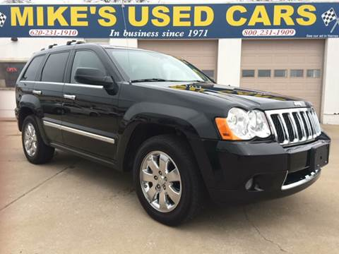 2008 Jeep Grand Cherokee for sale in Pittsburg, KS
