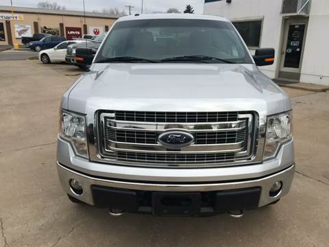 2014 Ford F-150 2014 Ford F-150 ... & Ford Used Cars financing For Sale Pittsburg Mikeu0027s Used Cars markmcfarlin.com