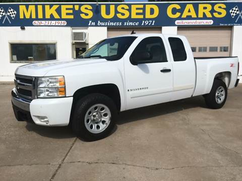 2007 Chevrolet Silverado 1500 for sale in Pittsburg, KS
