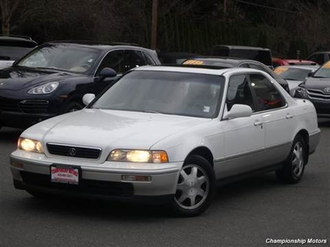 1995 Acura Legend For Sale In Redmond WA
