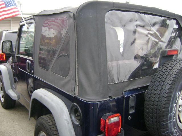 2004 Jeep Wrangler SE 4WD 2dr SUV - Central Islip NY