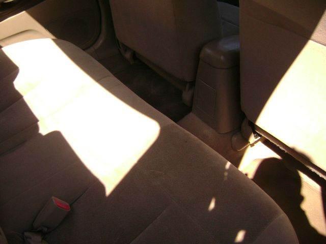 2003 Mazda Protege DX 4dr Sedan - Central Islip NY
