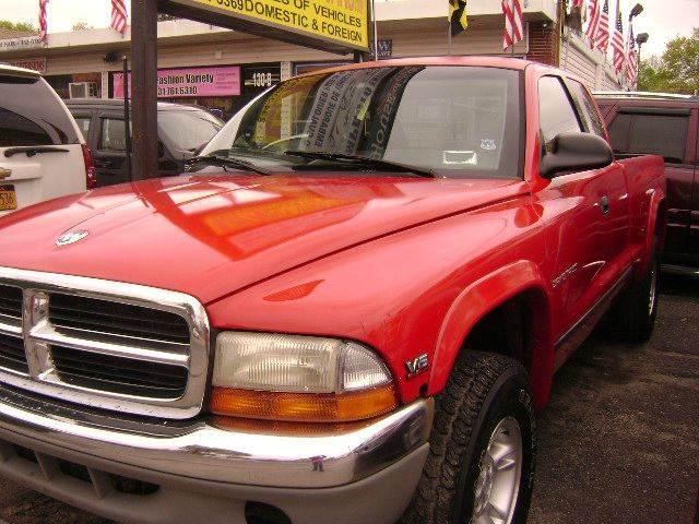 1997 Dodge Dakota 2dr 4WD Extended Cab SB - Central Islip NY