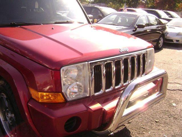 2006 Jeep Commander 4dr SUV 4WD - Central Islip NY