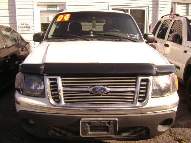 2004 Ford Explorer Sport Trac 4dr XLS Crew Cab SB RWD - Central Islip NY