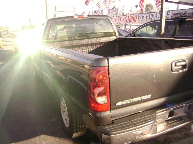 2003 Chevrolet Silverado 1500 2dr Standard Cab Rwd SB - Central Islip NY