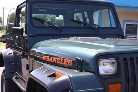 1994 Jeep Wrangler for sale in Newark, MD