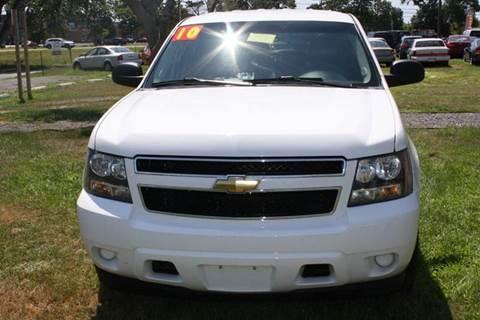 2010 Chevrolet Tahoe for sale in Newark, MD