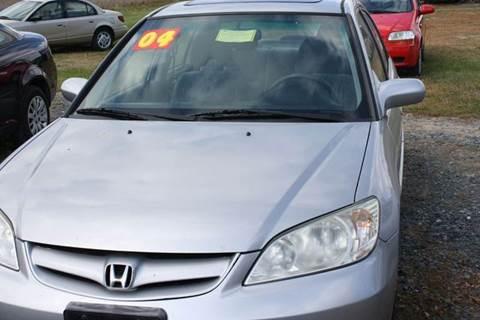 2004 Honda Civic for sale in Newark, MD