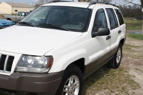 2004 Jeep Grand Cherokee for sale in Newark, MD