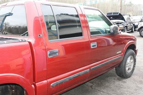 2003 Chevrolet S-10 for sale in Newark, MD
