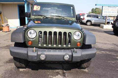 2009 Jeep Wrangler for sale in Newark, MD