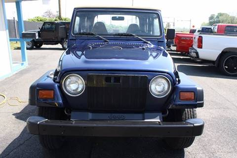 1997 Jeep Wrangler for sale in Newark, MD