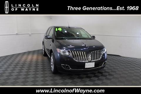 2014 Lincoln MKX for sale in Wayne, NJ