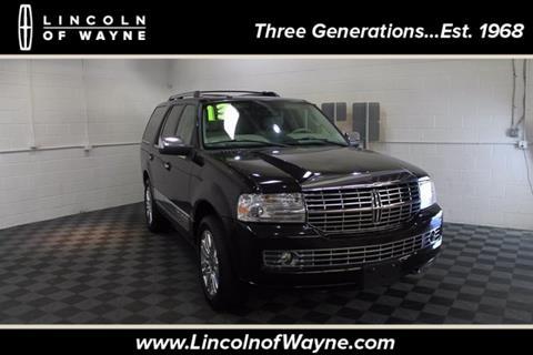 2013 Lincoln Navigator for sale in Wayne, NJ