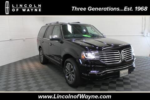 2016 Lincoln Navigator for sale in Wayne, NJ