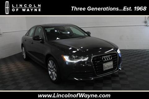 2013 Audi A6 for sale in Wayne, NJ