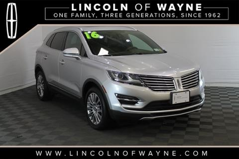 2016 Lincoln MKC for sale in Wayne, NJ