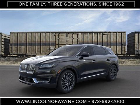 2019 Lincoln Nautilus for sale in Wayne, NJ