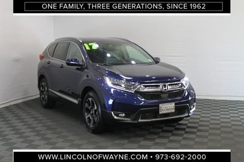 2017 Honda CR-V for sale in Wayne, NJ