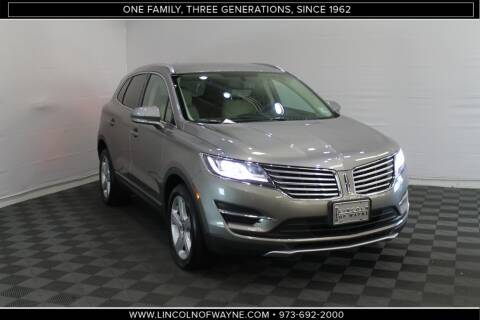 2017 Lincoln MKC Premiere for sale at Lincoln of Wayne in Wayne NJ