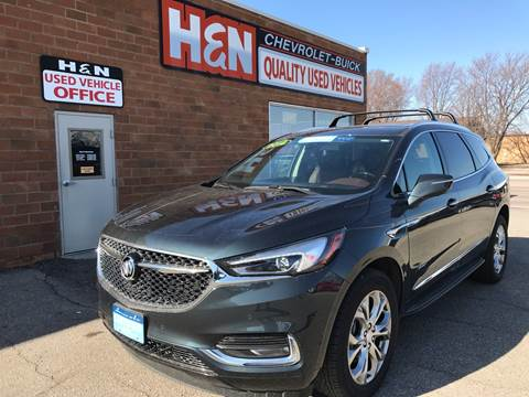 2018 Buick Enclave for sale in Spencer, IA