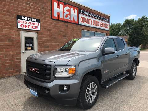 Used Trucks For Sale In Iowa >> 2019 Gmc Canyon For Sale In Spencer Ia