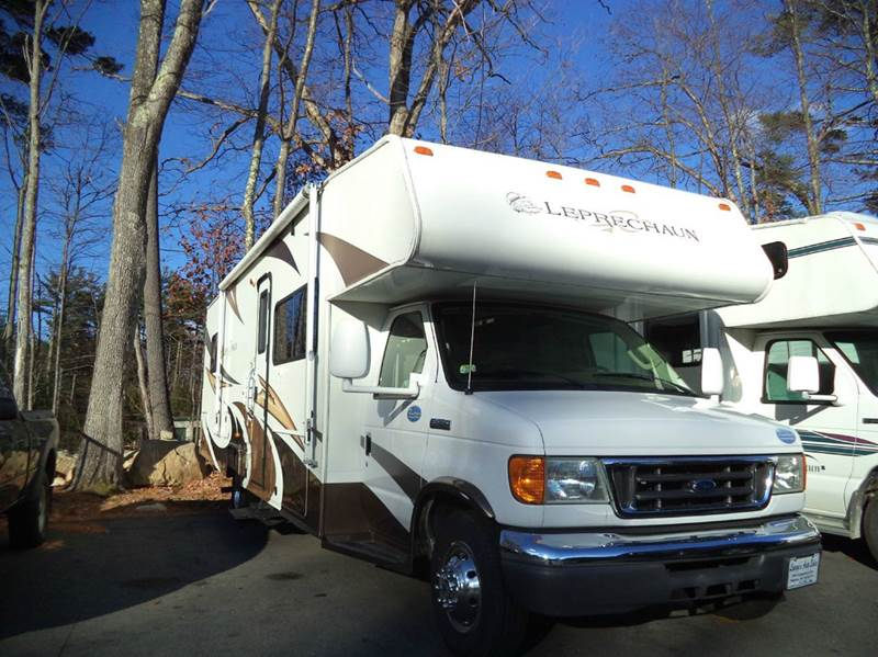2007 Coachmen Leprechaun for sale at Lepages Auto Wholesale in Kingston NH