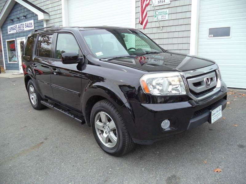 2011 Honda Pilot for sale at Lepages Auto Wholesale in Kingston NH