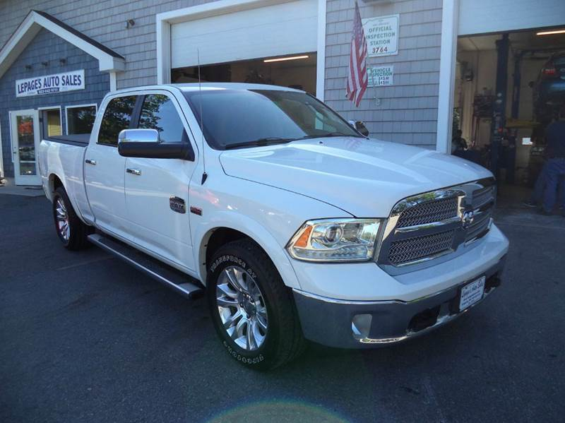 2013 RAM Ram Pickup 1500 for sale at Lepages Auto Wholesale in Kingston NH