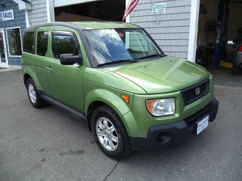 2006 Honda Element for sale in Kingston, NH