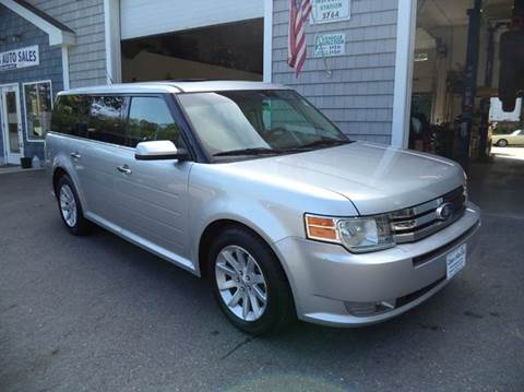 2011 Ford Flex for sale in Kingston, NH